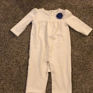 Janie and Jack girl layette
